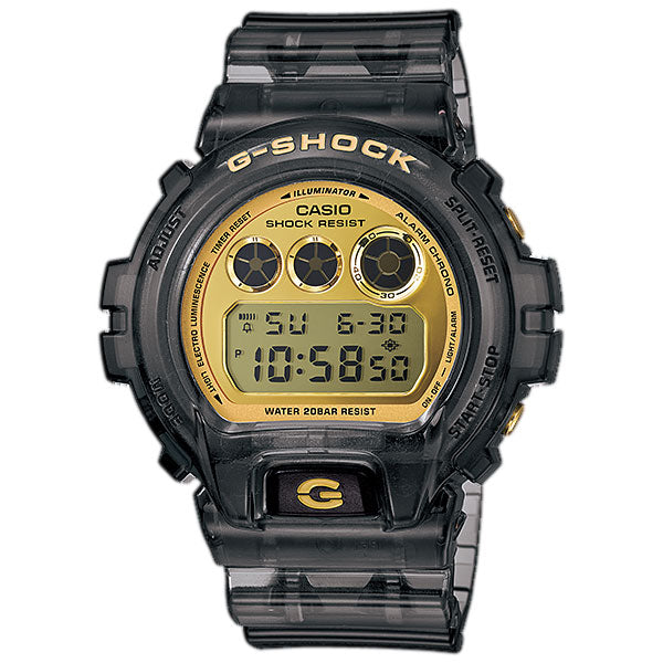 Casio G-Shock DW-6900FG-8 Semi Transparent Custom Assembled Resin Watch