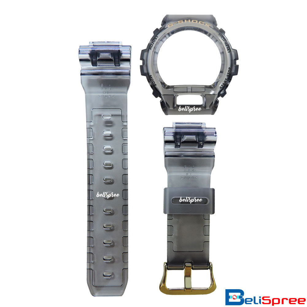 Casio G-Shock DW-6900FG-8 Resin Band & Bezel