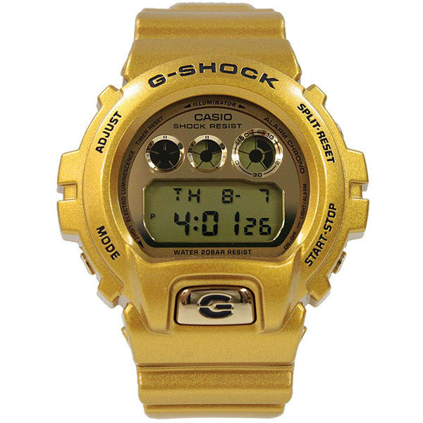 Casio G-Shock DW-6900GD-9D Gold Custom Assembled Resin Watch