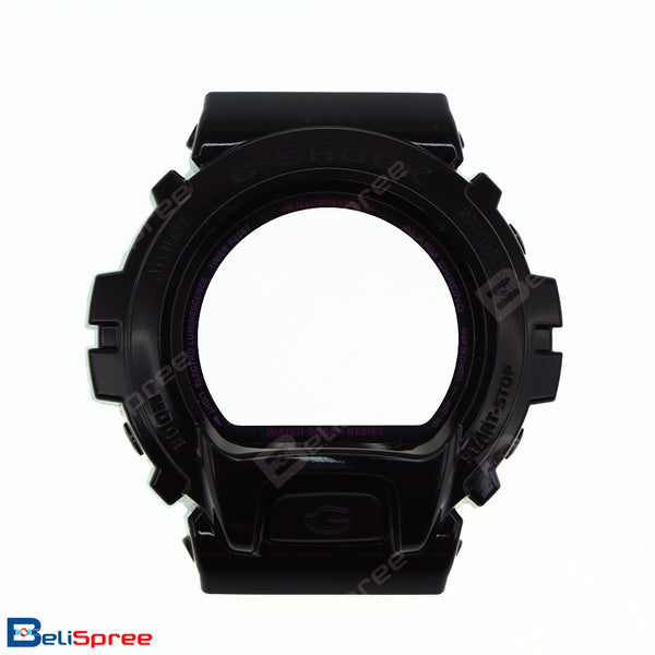 Casio G-Shock DW-6900LA-1 Hardcase with Resin Band & Bezel