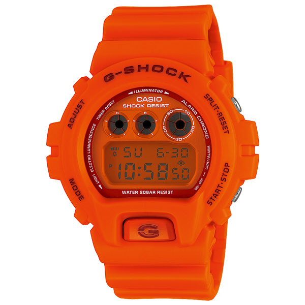 Casio G-Shock DW-6900MM-4 Garfield Custom Assembled Resin Watch