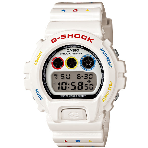 Casio G-Shock DW-6900MT-7 Medicom Custom Assembled Resin Watch