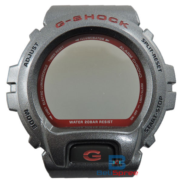 Casio G-Shock DW-6900SB-8 Hardcase with Resin Band & Bezel