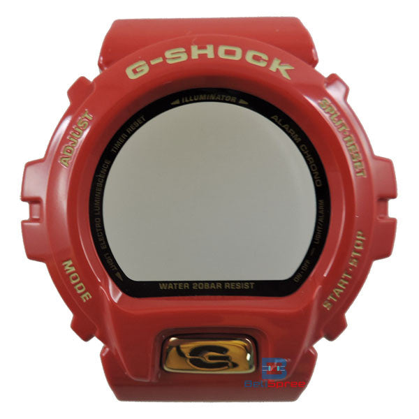 Casio G-Shock DW-6930A-4 30th Anniversary Hardcase with Resin Band & Bezel