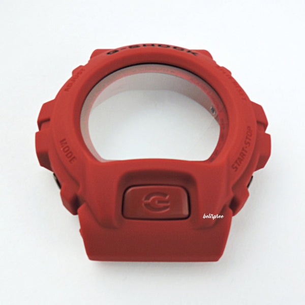 Casio G-Shock DW-6935C-4 35th Anniversary Red Out Hardcase Bezel