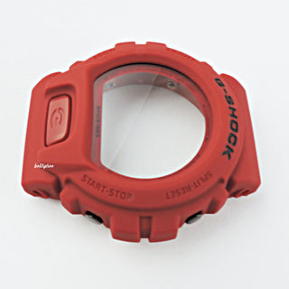 Casio G Shock Dw 6935c 4 35th Anniversary Red Out Hardcase Bezel