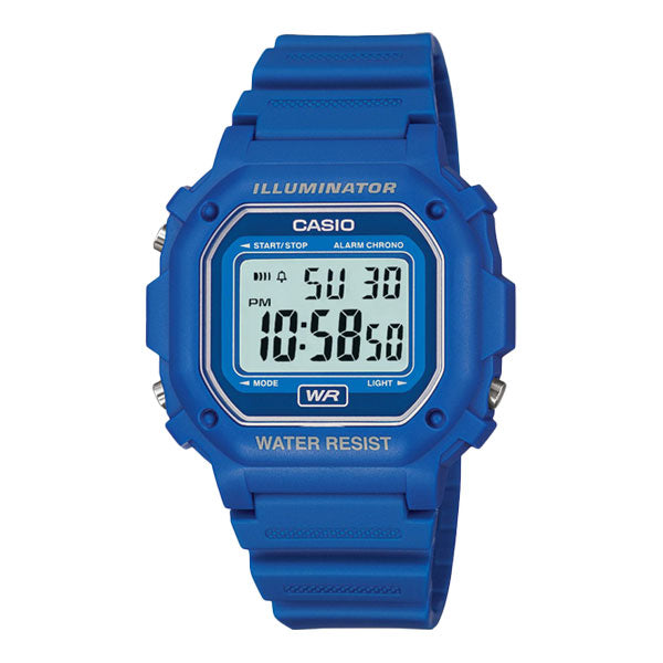 Casio F-108WH-2A Resin Watch