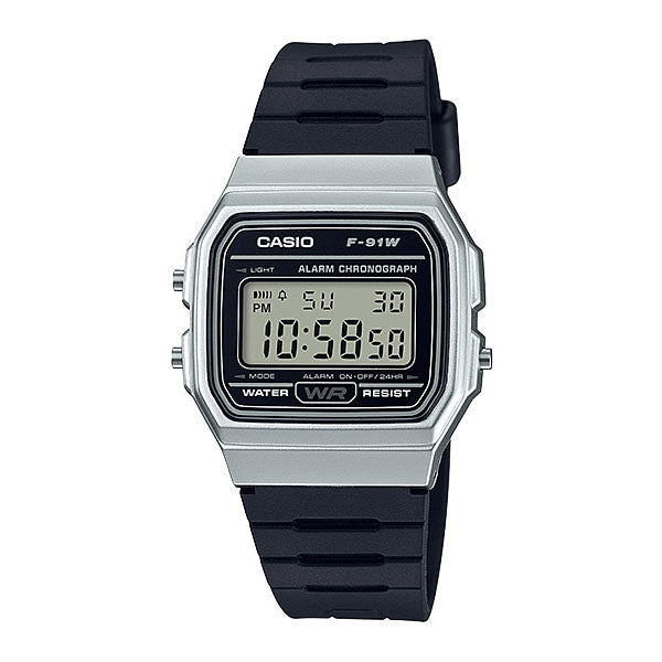 Casio F-91WM-7A Resin Watch