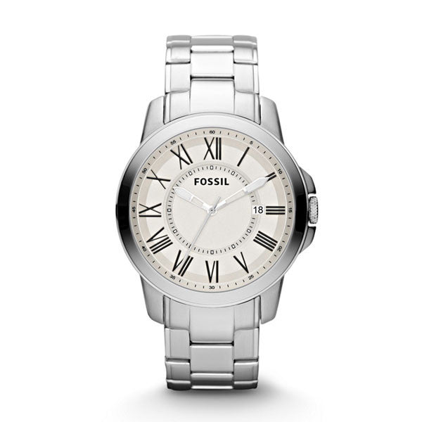 Fossil FS4734 Stainless Steel Watch