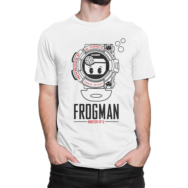G-Shock Frogman GWF Black Men's T-Shirt