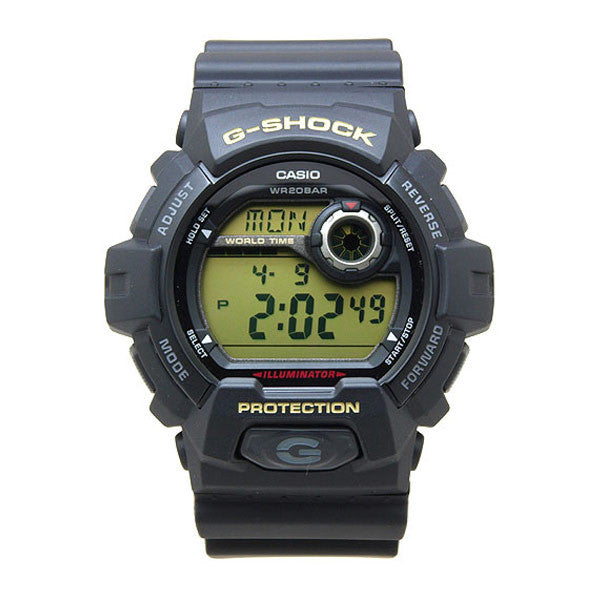 Casio G-Shock G-8900-1D Resin Watch