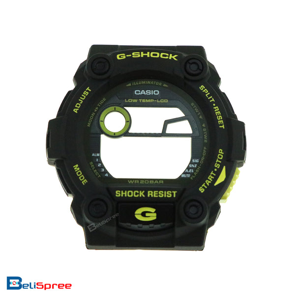 Casio G-Shock G-7900MS-3 Rescue Military Hardcase with Cloth Band & Resin Bezel