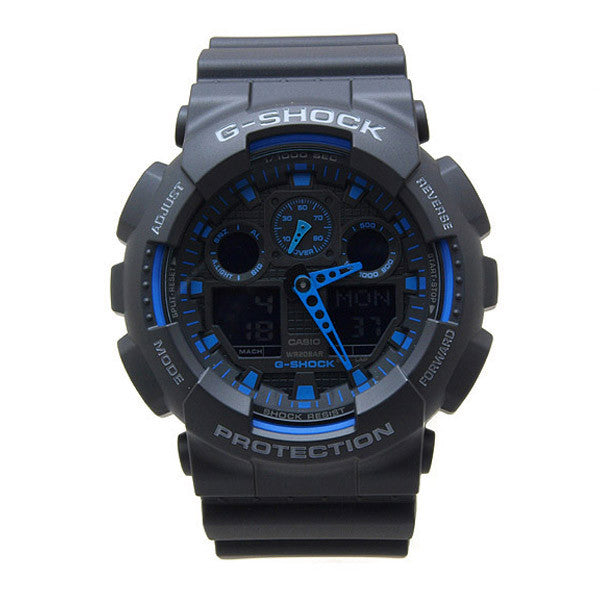 Casio G-Shock GA-100-1A2D Resin Watch