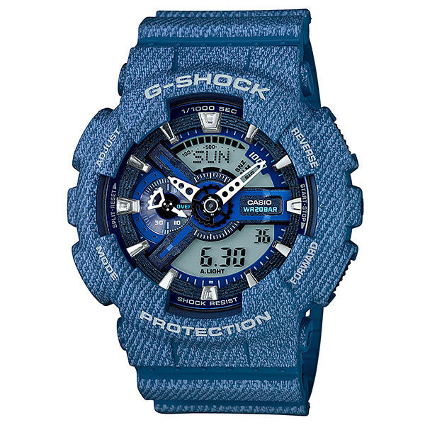 Casio G-Shock GA-110DC-2A Resin Watch