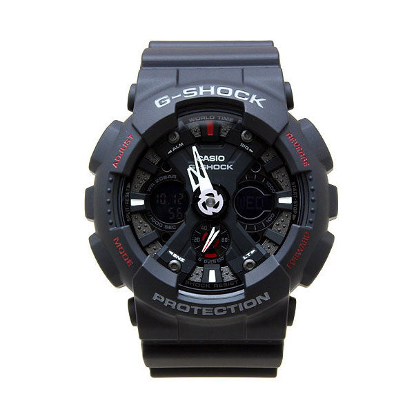 Casio G-Shock GA-120-1A Resin Watch