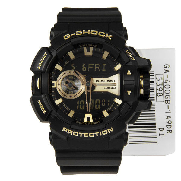 Casio G-Shock GA-400GB-1A9 Resin Watch