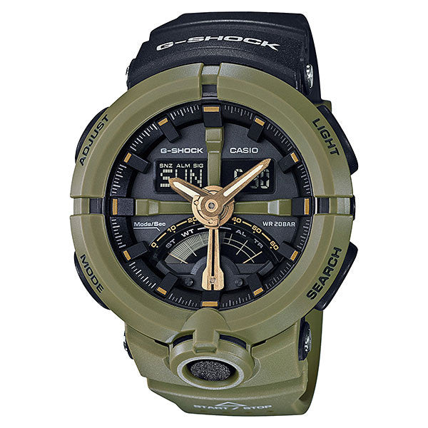 Casio G-Shock GA-500P-3A Resin Watch