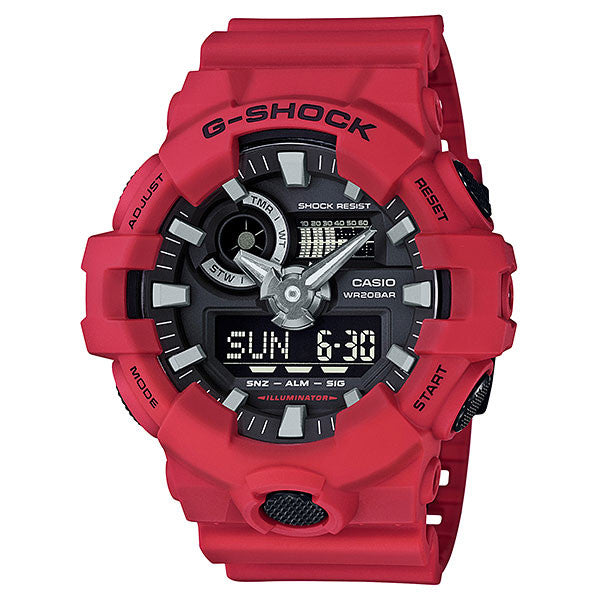 Casio G-Shock GA-700-4A Resin Watch
