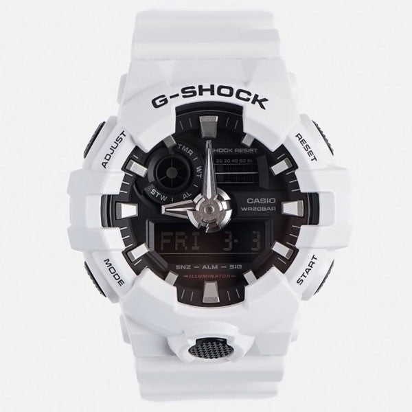 Casio G-Shock GA-700-7A Resin Watch