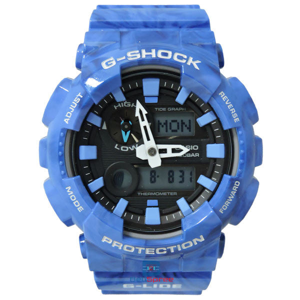 Casio G-Shock G-LIDE GAX-100MA-2A Resin Watch
