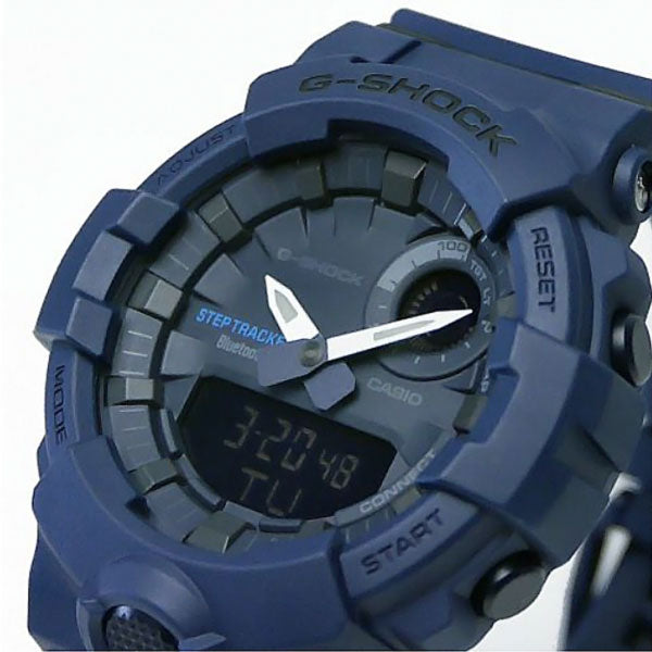 Casio G-Shock G-SQUAD GBA-800-2A Resin Watch