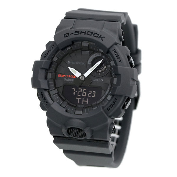 Casio G-Shock G-SQUAD GBA-800-8A Resin Watch