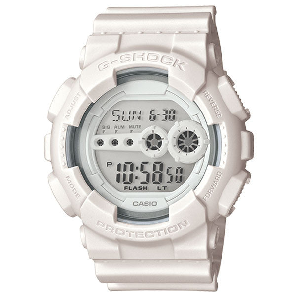 Casio G-Shock GD-100WW-7 Resin Watch