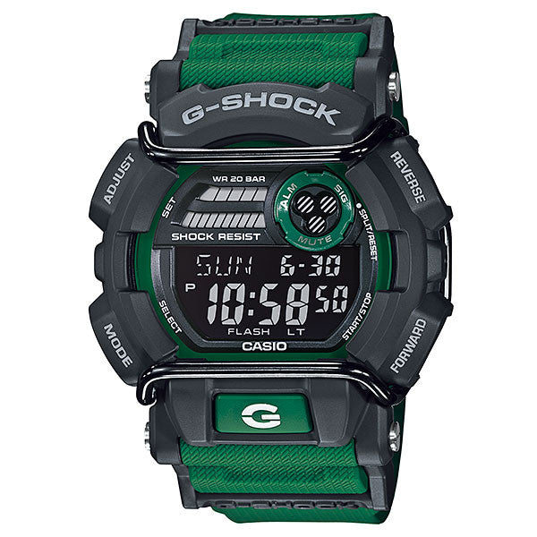 Casio G-Shock GD-400-3 Resin Watch