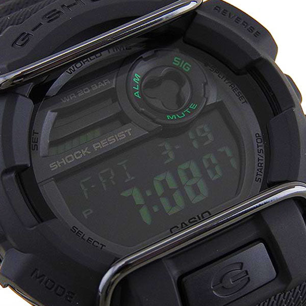 Casio G-Shock GD-400MB-1 Resin Watch