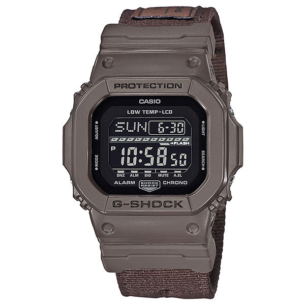 Casio G-Shock G-LIDE GLS-5600CL-5D Cloth Band Watch