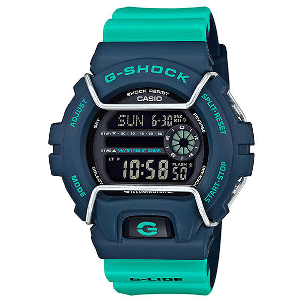 Casio G-Shock G-LIDE GLS-6900-2A Resin Watch