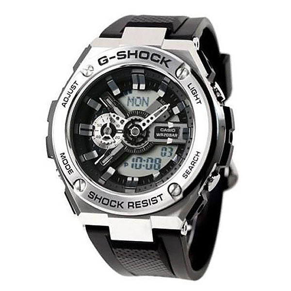 Casio G-Shock G-STEEL GST-410-1A Resin Watch
