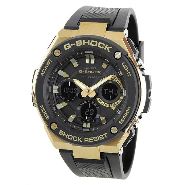 Casio G-Shock G-STEEL GST-S100G-1A Resin Watch