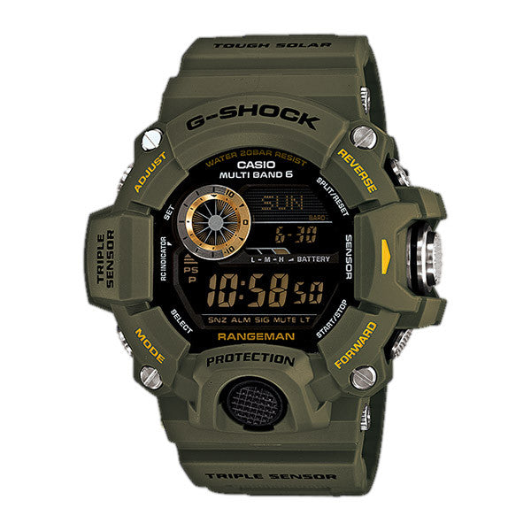 Casio G-Shock RANGEMAN GW-9400-3 Resin Watch