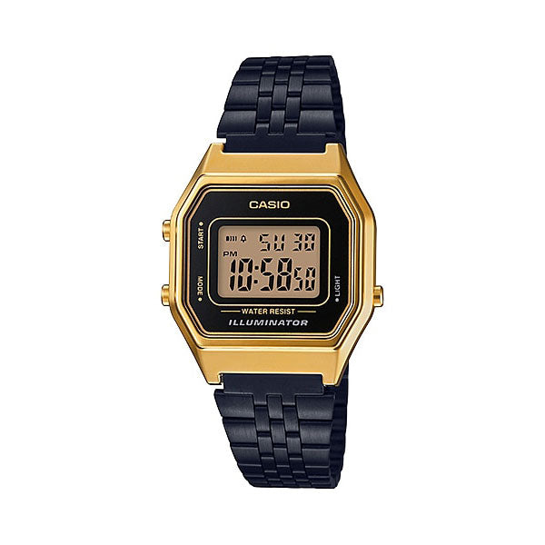 Casio LA680WEGB-1A Stainless Steel Watch