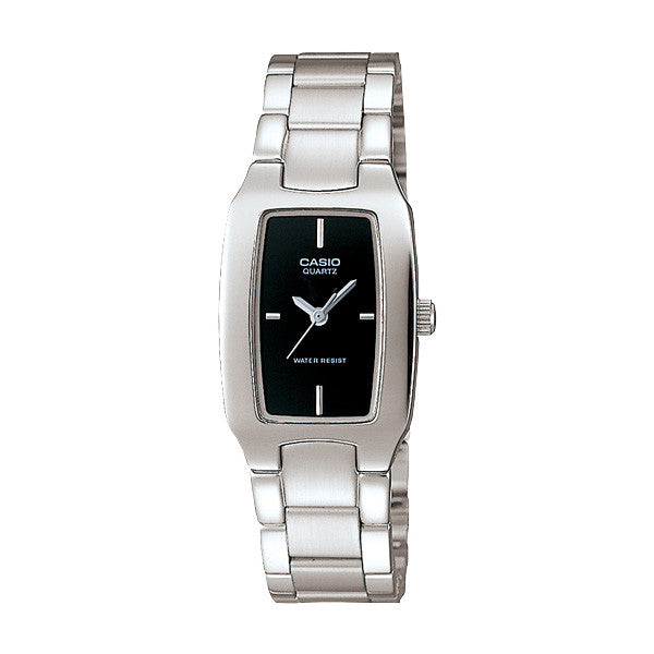 Casio LTP-1165A-1C Women's Stainless Steel Watch