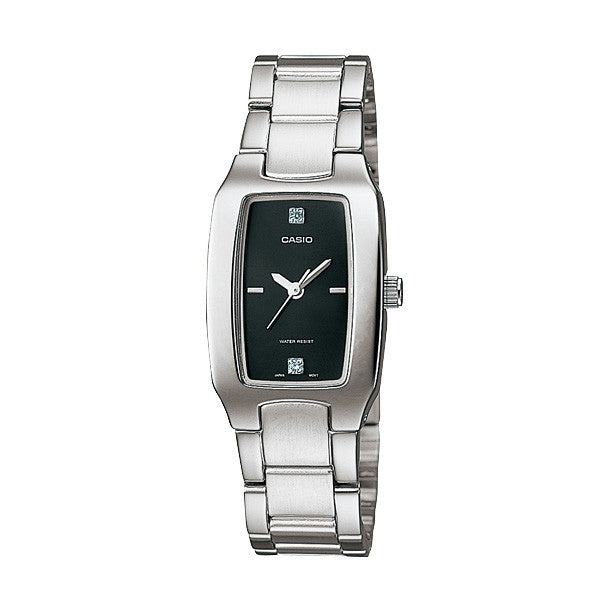 Casio LTP-1165A-1C2 Women's Stainless Steel Watch