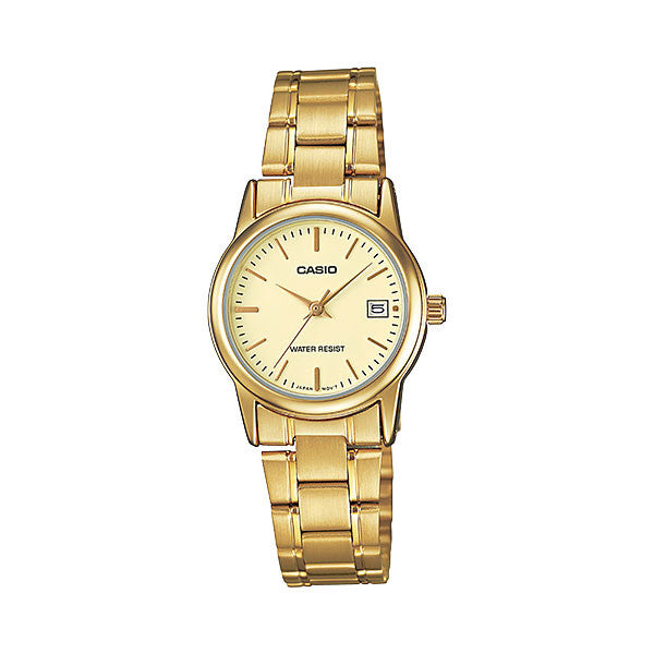 Casio LTP-V002G-9A Women's Stainless Steel Watch