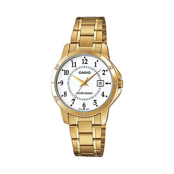 Casio LTP-V004G-7B Women's Stainless Steel Watch