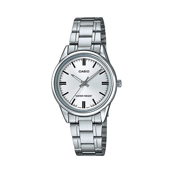 Casio LTP-V005D-7A Women's Stainless Steel Watch