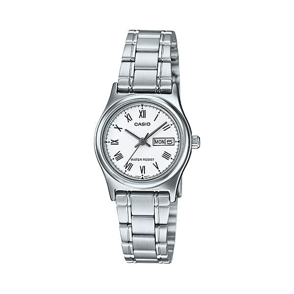 Casio LTP-V006D-7B Women's Stainless Steel Watch