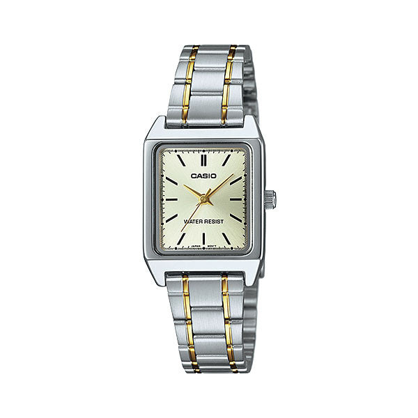 Casio LTP-V007SG-9E Women's Stainless Steel Watch