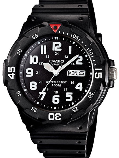 Casio MRW-200H-1B Resin Watch