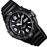 Casio MRW-200H-1B2V Resin Watch