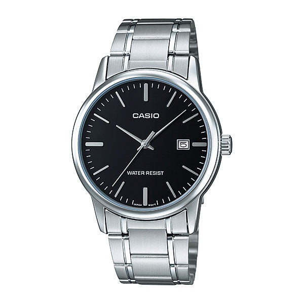 Casio MTP-V002D-1A Men's Stainless Steel Watch