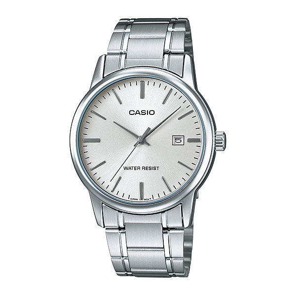 Casio MTP-V002D-7A Men's Stainless Steel Watch