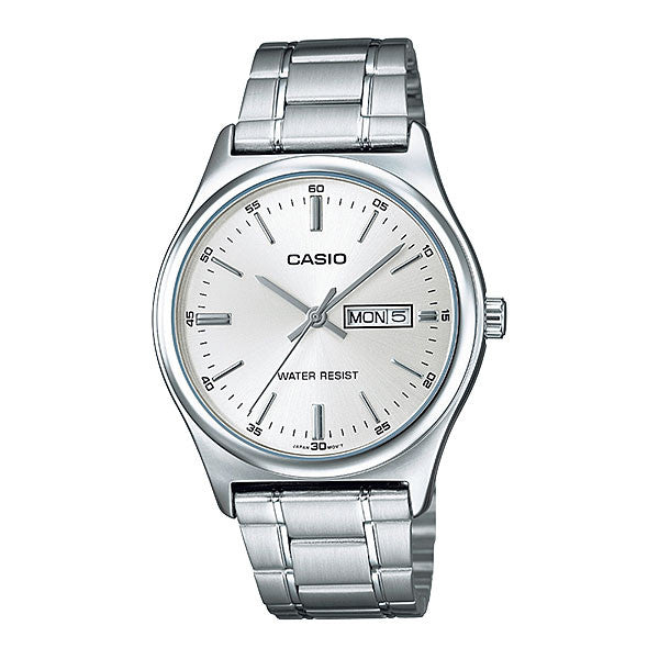 Casio MTP-V003D-7A Men's Stainless Steel Watch