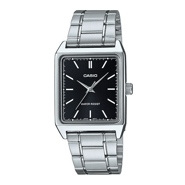 Casio MTP-V007D-1E Men's Stainless Steel Watch