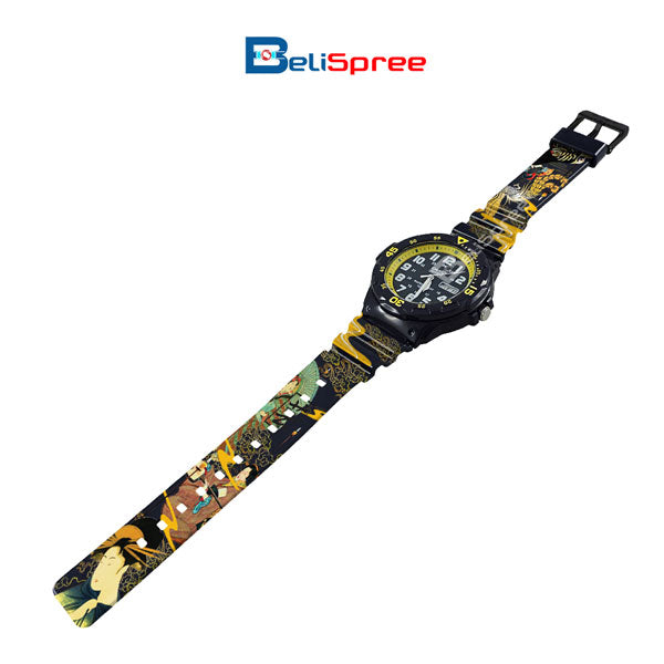 Casio MRW-200H Geisha Custom Design Japan Edition Resin Watch