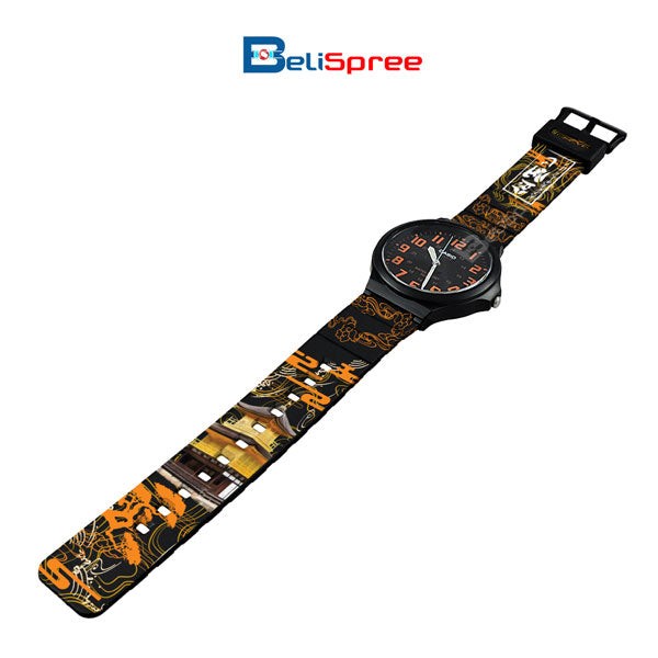Casio MW-240 Kinkakuji Custom Design Japan Edition Resin Watch